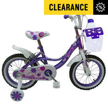 Spike 14 Inch Kids Bike with Basket
