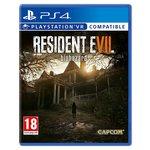 more details on Resident Evil 7 Biohazard PS4 PSVR Game.