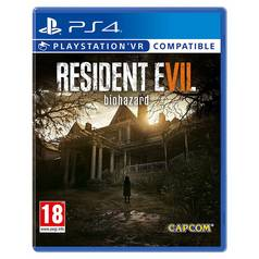 Resident Evil 7 Biohazard PS4 Game (PS VR Compatible)