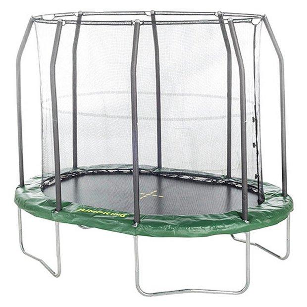 Buy Jumpking 7ft X 10ft Premium Oval Trampoline At Argos