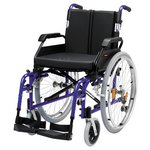 more details on XS Aluminium Self Propelled Wheelchair.