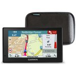 more details on Garmin DriveSmart 50MLT-D 5 Inch Europe Lifetime Maps & Case