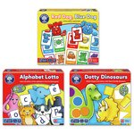 more details on Early Learning Board Games 3 Pack.
