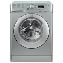 Indesit BWA81483X 8KG 1400 Spin Washing Machine - Silver