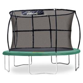 Jumpking 12ft Premium Classic Trampoline with Enclosure