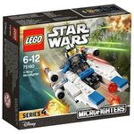 more details on LEGO U-Wing Microfighter - 75160.