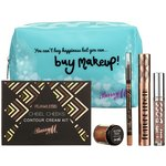 more details on Barry M Glitter and Contour Make Up Kit.