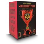 more details on Victor's Drinks Mixed Berry Cider Home Brew Kit - 10 Pint.