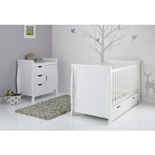 Buy OBaby Stamford 2 Piece Room Set