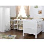 more details on OBaby Grace Furniture & Bedding Set - White.