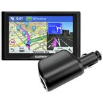 more details on Garmin Drive 40LM 4.3 Inch UK Lifetime Maps & Charger.