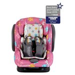 more details on Cosatto Group 1-2-3  Happy Stars Hug ISOFIX Car Seat.