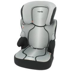 Nania Groups 2-3 Befix SP First Pop Black Booster Car Seat