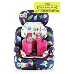 more details on Cosatto Group 1-2-3 Eden Zoomi Car Seat.