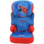 more details on TT Marvel Spider-Man Groups 2-3 Blue Booster Car Seat.