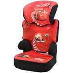 more details on TT Disney Cars Groups 2-3 Befix SP Red Booster Car Seat.
