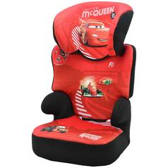 TT Disney Cars Befix SP Group 2/3 Booster Car Seat - Red