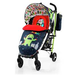 Cosatto Yo 2 Stroller - Monster Arcade