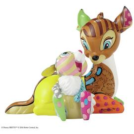 Disney By Britto Bambi & Thumper Figurine.