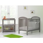 more details on OBaby Lily 2 Piece Room Set - Taupe Grey.