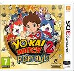 more details on Yo-kai Watch 2 Fleshy Souls 3DS Game.