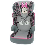 more details on TT Disney Minnie Mouse Groups 2-3 Pink Booster Car Seat.