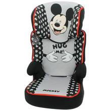TT Disney Mickey Mouse Groups 2-3 Red Booster Car Seat