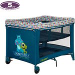more details on Disney Travel Cot - Monsters Inc.