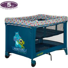 Disney Travel Cot - Monsters Inc.