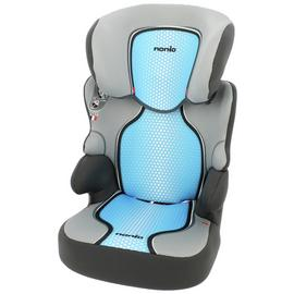 Nania Befix SP First Pop Group 2/3 Booster Car Seat - Blue