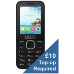 more details on Virgin Alcatel 20.45X Mobile Phone.