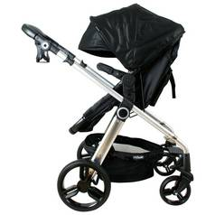 My Babiie MB150 Black Croc Pushchair