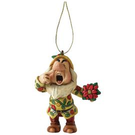 Disney Traditions Sneezy Hanging Ornament.