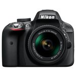 more details on Nikon D3300 DSLR with 18-55mm VR Lens.