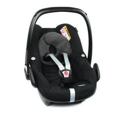 Maxi-Cosi Pebble Group 0+ Raven Black Car Seat