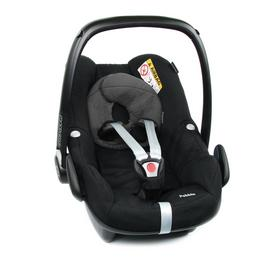 Maxi-Cosi Pebble Group 0+ Baby Car Seat - Black Raven