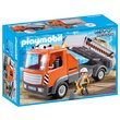 more details on Playmobil 6861 City Action Flatbed Workman's Truck.
