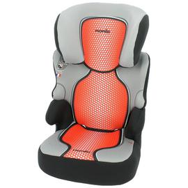 Nania Befix SP First Pop Group 2/3 Booster Car Seat - Red