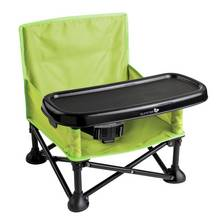 Summer Infant Pop N Sit Booster Seat - Green