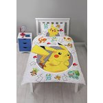 more details on Pokemon Catch Bedding Set - Single.