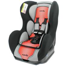 Nania Group 0+ - 1 Cosmo SP First Pop Red Booster Car Seat