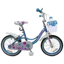Spike 16 Inch Kids Bike with Basket