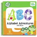 more details on LeapFrog LeapStart Nursery Activity Book Alphabet Adventures