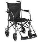 more details on Aluminium Travel Wheelchair.