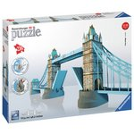 more details on Ravensburger 3D Tower Bridge Building Puzzle.