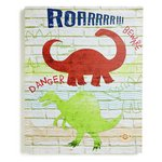 more details on Arthouse Roaring Dinosaur Printed Canvas.