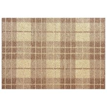 Woodland Rug - 190 x 133cm - Mocha and Cream