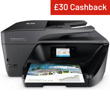 HP OfficeJet 6970 All-in-One Printer and Fax