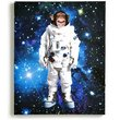 more details on Arthouse Framed LED Space Monkey Canvas.