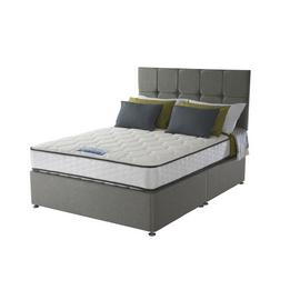 Sealy 1400 Pocket Microquilt Divan Bed - Kingsize